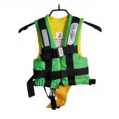 Жилет страховочный детский Ordana Sail Kids, J, 0-4 year, green