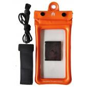 Гермочехол Shark Waterproof Cell Phone Case, Orange
