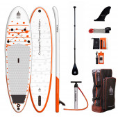 SUP доска Shark All-Round Ride 11.0x34x6, 2021