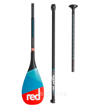 Весло для SUP Red Paddle Co Glassfibre 3pc Paddle (CamLock), 2018
