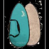 Чехол для вейксёрфа Linkorskimboards Wakesurf Pro Bag, 160 x 70cm, blue
