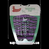 Коврик для вейксёрфа, сёрфа и скимборда задний Linkorskimboards Tail Pad, purple