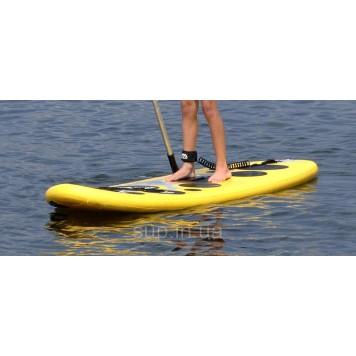 Лиш витой Aqua Marina Paddle Board Coil Leash 8'/7mm, 2018, B0302203-1