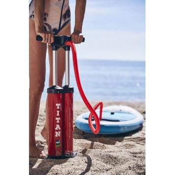 Насос для SUP доски Red Paddle Co Titan Pump (High Pressure)-1
