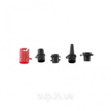 Набор адаптеров для SUP насоса Red Paddle Co Multi-Adaptor, к-кт 5шт-1