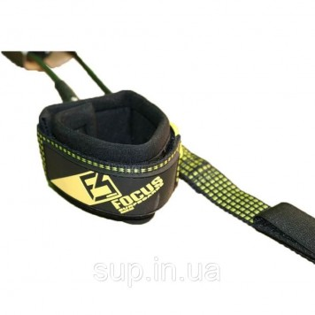 Лиш витой Focus SUP Hawaii Leash Coil