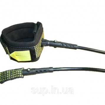 Лиш витой Focus SUP Hawaii Leash Coil-1