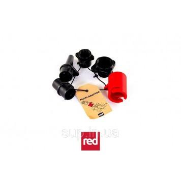 Набор адаптеров для SUP насоса Red Paddle Co Multi-Adaptor, к-кт 5шт