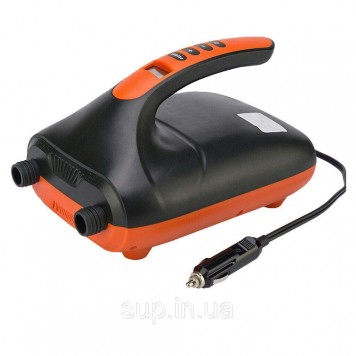 Электронасос для SUP доски Auto Electric Pump Inflator/Deflator 12V, 20psi, HB-53A-6