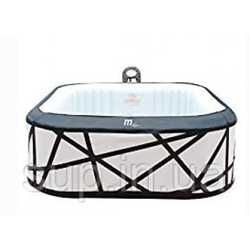 "Надувной SPA бассейн MSpa Premium Soho Bubble Spa, 73""x73""x27"", P-SH06"