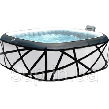 "Надувной SPA бассейн MSpa Premium Soho Bubble Spa, 73""x73""x27"", P-SH06-3"