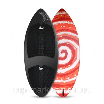 Вейксёрф Linkor Skimboards Bella Carbon, S/52
