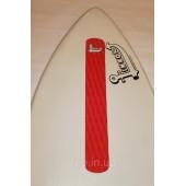 Коврик для сёрфа передний Linkorskimboards Front Pad, red