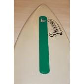 Коврик для сёрфа передний Linkorskimboards Front Pad, green