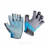 Гидроперчатки ION Amara Gloves Half Finger, Blue-grey, 2018, 48/S