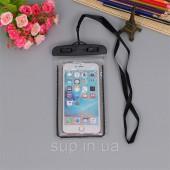 Гермочехол для телефона INIU IPX8 176мм х 106мм, black