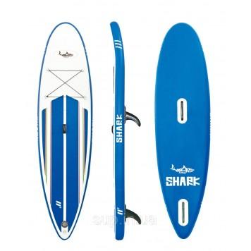 SUP доска Shark 11'0'' x 34'' x 6'' WindSurf, 2018, арт. SWS-335