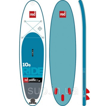"SUP доска Red Paddle Co Ride 10'6"" x 32"", 2017"