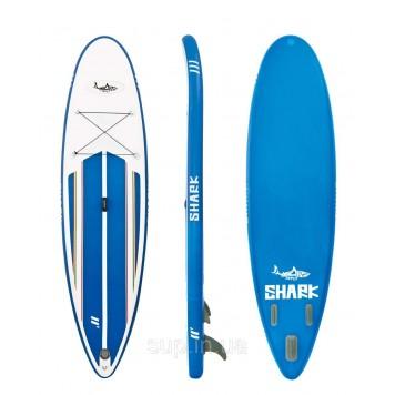 SUP доска Shark All-Round Regular 11'0'', 2018, арт. SAR-335