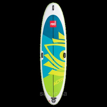 """SUP доска Red Paddle Co Ride 10'8"""" x 34'' Activ (yoga), 2019-6"""