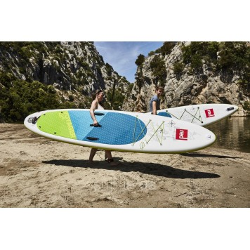 """SUP доска Red Paddle Co Voyager 12'6"""" x 32"""", 2019-3"""