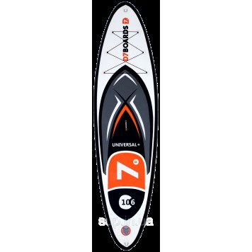 SUP доска D7 Boards 10'8'' x 34'' x 6'', 2019