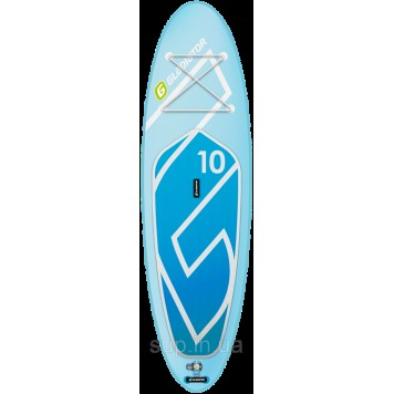 SUP доска Gladiator BL 10'0'' x 31'' x 4.75'', MSL, 26psi, 2019-1