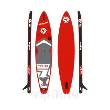 SUP доска Rapid Tour 12'6'' x 31'' x 6'', 2019