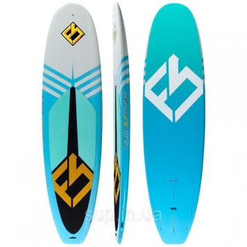 SUP доска Focus 10'6'' x 32'' x 4'' Smoothie All Around Paddle Board, VST