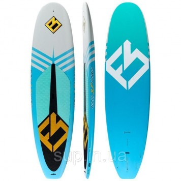 SUP доска Focus 9'0'' x 32'' x 4'' Smoothie All Around Paddle Board, VST