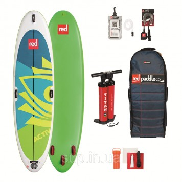 """SUP доска Red Paddle Co Ride 10'8"""" x 34'' Activ (yoga), 2019"""