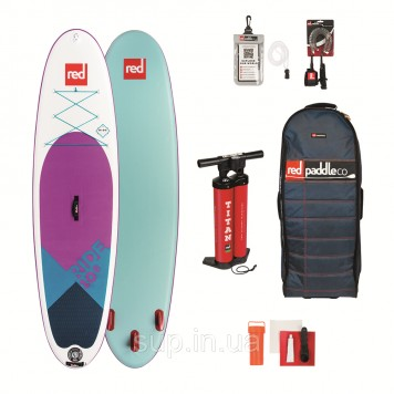 SUP доска Red Paddle Co Ride 10'6'' x 32'' Special Edition, 2019