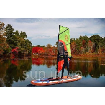 "SUP доска Zray W2 10'6"" x 32"" x 6"", 2019, WINDSUP + Sail Set-3"