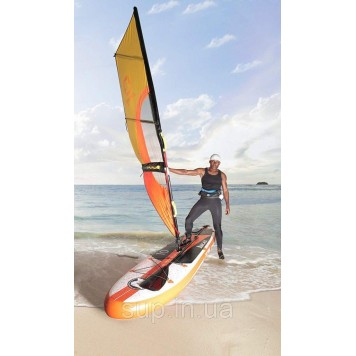 "SUP доска Zray W2 10'6"" x 32"" x 6"", 2019, WINDSUP + Sail Set-1"