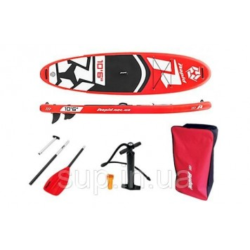 "SUP доска Rapid 10'6"" x 32'' Kit, 2019"