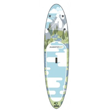 """SUP доска Gladiator FOREST 10'8"""" x 34'' x 6'', 26psi-2"""