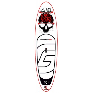 "SUP доска Gladiator MY LOVE 10'8"" x 34'' x 6'', 26psi-2"