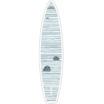 "SUP доска Gladiator SEAL 11'2"" x 31"" x 4,75"", 26psi-3"