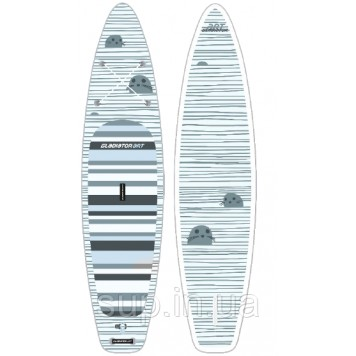 "SUP доска Gladiator SEAL 11'2"" x 31"" x 4,75"", 26psi-1"