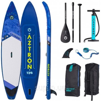 SUP доска Aztron Neptune Touring 12'6'' x 32'' x 6'', AS-303D
