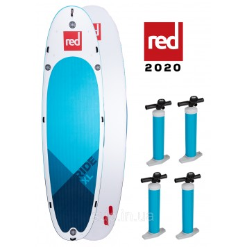 """SUP доска Red Paddle Co Ride XL 17'0'' x 60"""", 2020"""