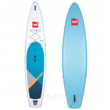 """SUP доска Red Paddle Co Sport 12'6"""" x 30"""", 2020-1"""