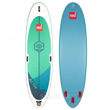 """SUP доска Red Paddle Co Ride 10'8"""" x 34'' Activ (yoga), 2020-1"""