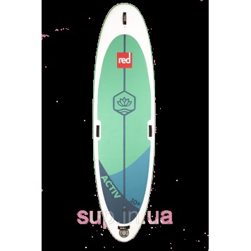 """SUP доска Red Paddle Co Ride 10'8"""" x 34'' Activ (yoga), 2020-2"""