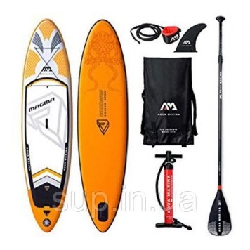"SUP доска Aqua Marina Magma 10'10"" x 31'' х 6'', 2020, BT-19MAP"