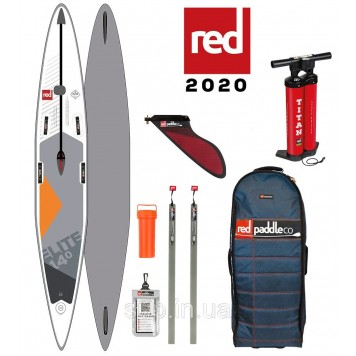 """SUP доска Red Paddle Co Elite 14'0'' x 27"""", 2020"""