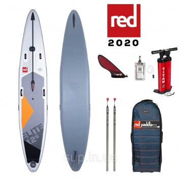 "SUP доска Red Paddle Co Elite 12'6"" x 26"", 2020"