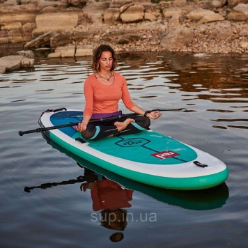 """SUP доска Red Paddle Co Ride 10'8"""" x 34'' Activ (yoga), 2020-9"""
