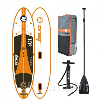 "SUP доска Zray W2 10'6"" x 32"" x 6"", 2019, WINDSUP + Sail Set"
