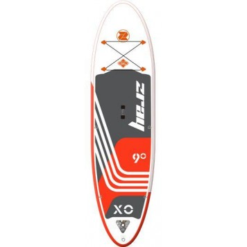 "SUP доска Zray X-Rider Young X0 9'0"" x 30'' х 5'', 2021"